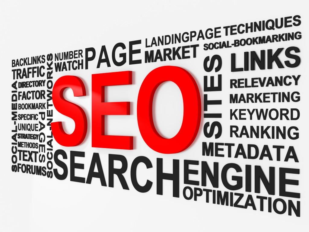 SEO y diseño en una pagina web